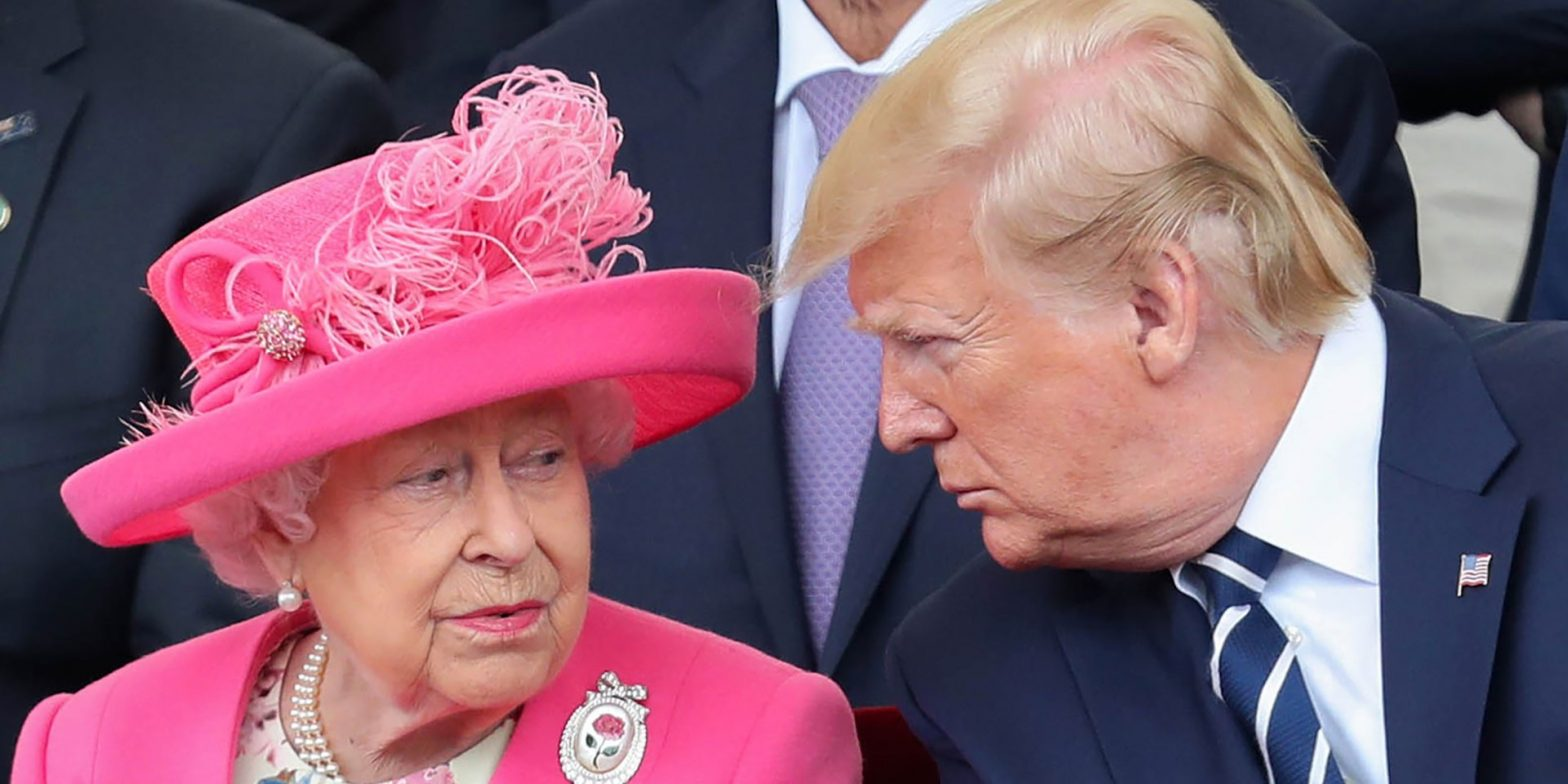 3 controversial statements Donald Trump has made about the royal family