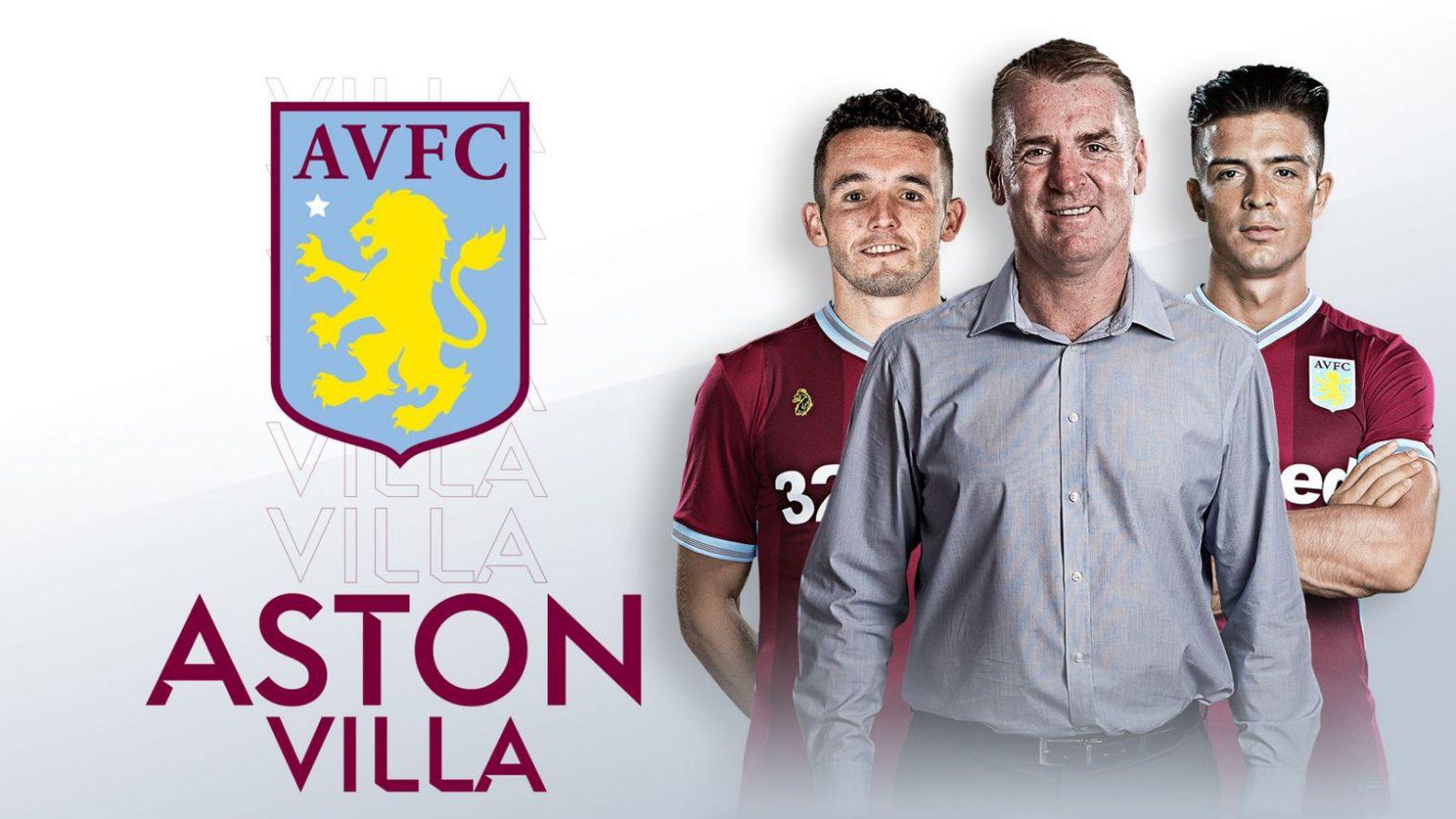 Aston Villa fixtures 2019/20