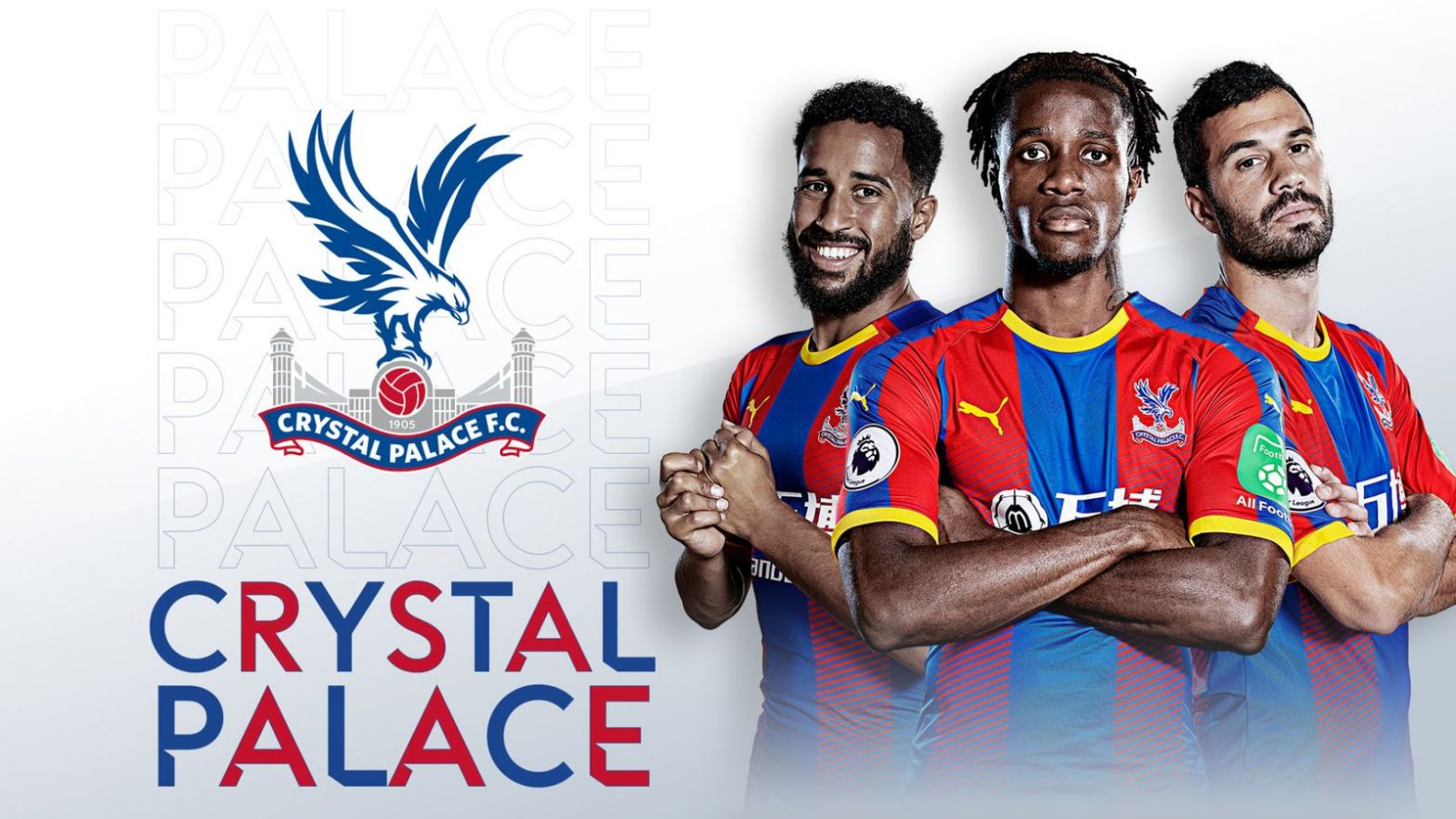 Crystal Palace fixtures 2019/20