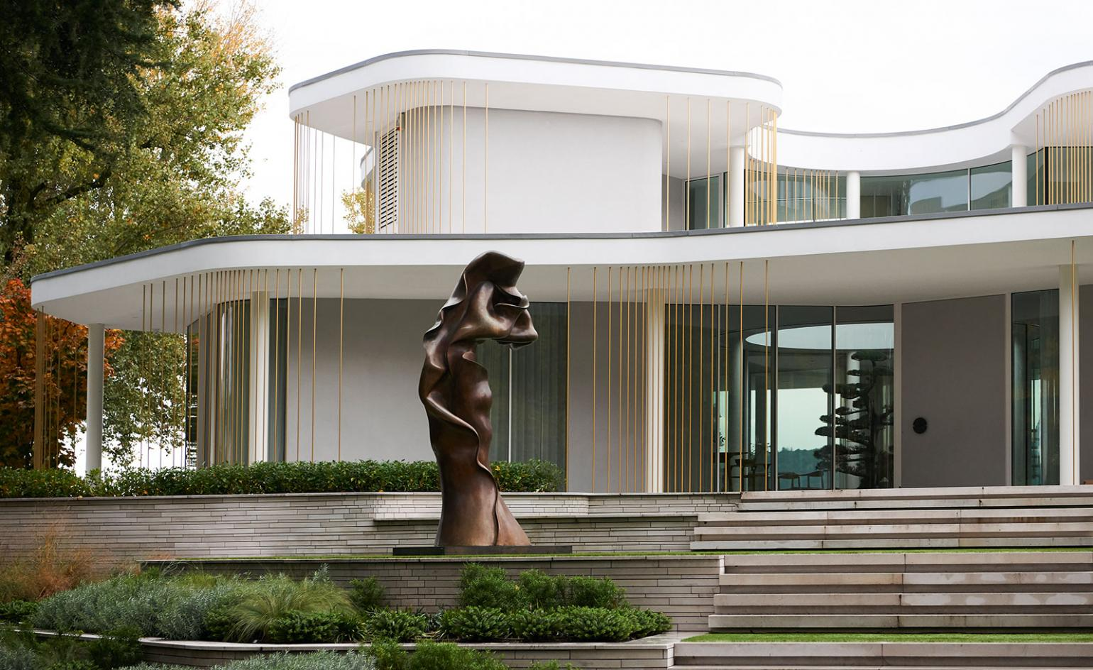 Design Haus Liberty's Lake Maggiore house masters the art of retirement