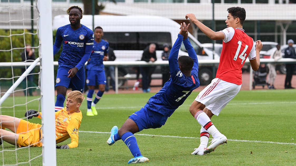Match report: Arsenal U-18s 1-2 Chelsea