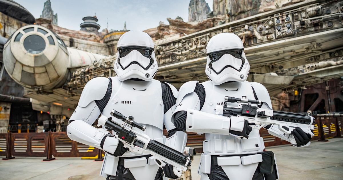 Inside the new Star Wars and Toy Story lands at Walt Disney World Resort in Florida
