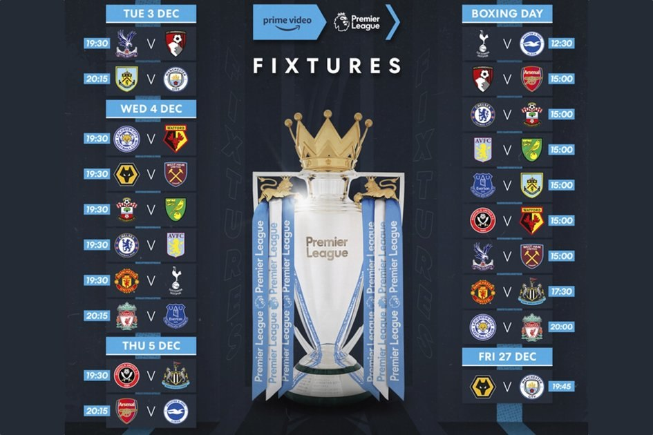 Amazon Prime Premier League games: How to watch the upcoming matches