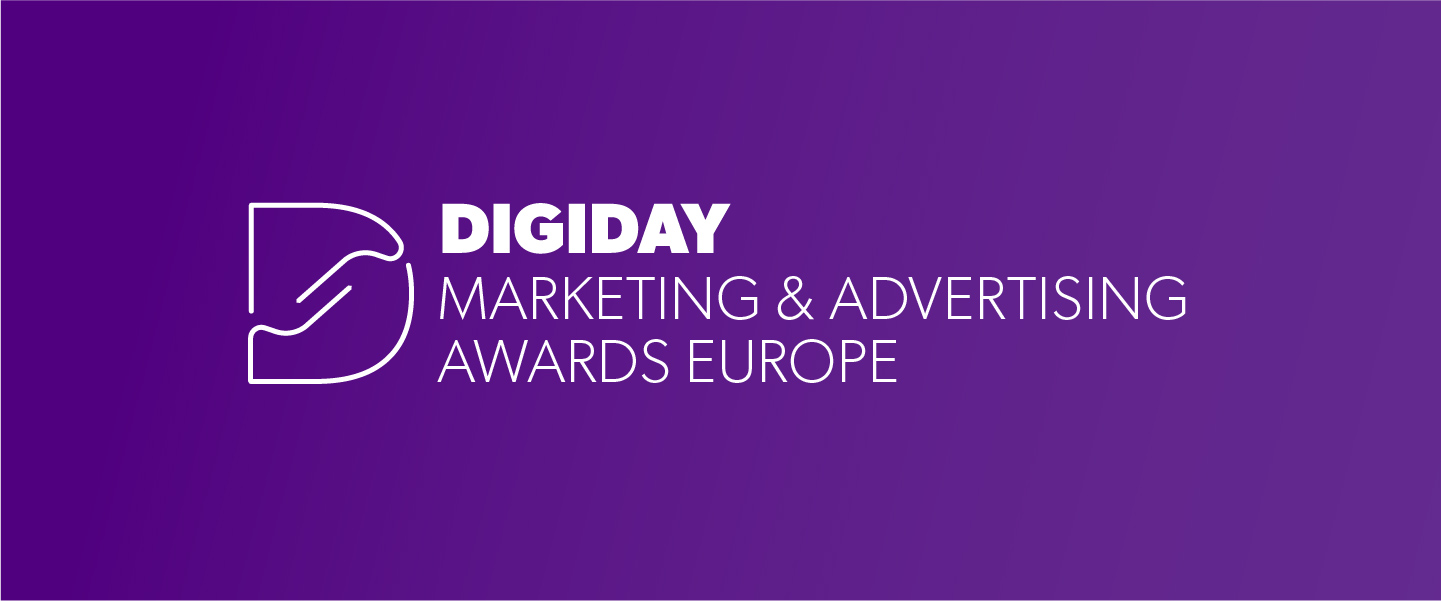 Havas, Grey, British Gas and more are winners in the Digiday Marketing and Advertising Awards Europe