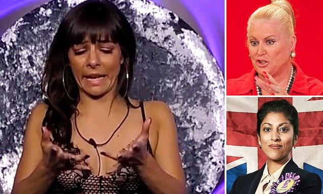Celebrity Big Brother 'punch' row is the most complained about TV moment of the DECADE