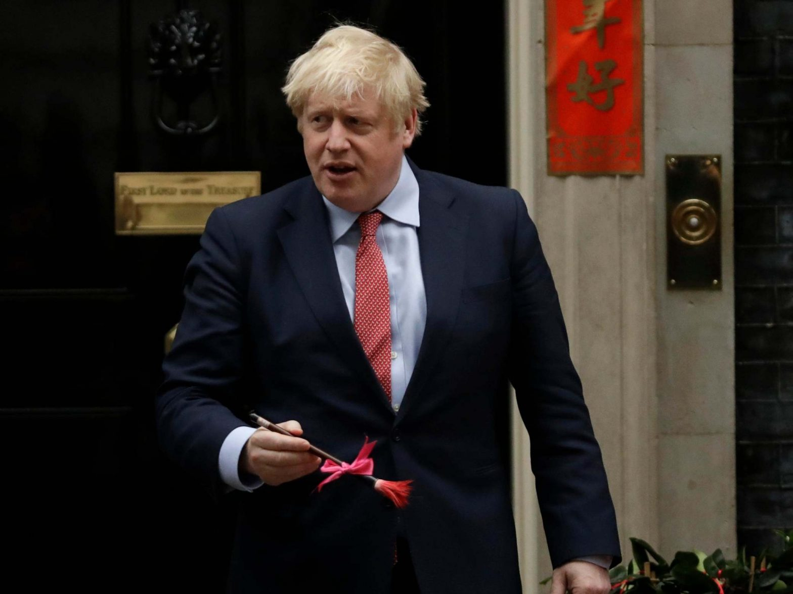Boris Johnson tells US Harry Dunn suspect 'needs to return' as diplomatic row escalates