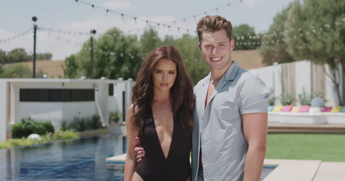 Maura and Curtis have 'spent just four days together since Love Island ended'