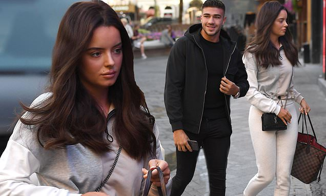 Love Island beauty Maura Higgins joins Tommy Fury for radio interview