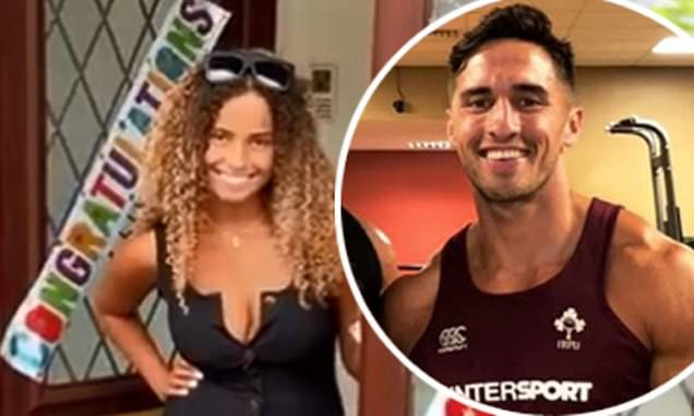 Love Island's Greg O'Shea heads to Amber Gill's native Newcastle as they continue to grow close