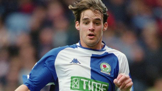 Matt Jansen: Ex-Blackburn striker on scooter accident, depression and anxiety