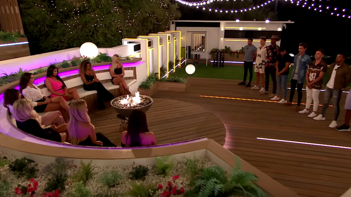 Love Island's Dystopia Is More About Breaking Up Than Falling in Love