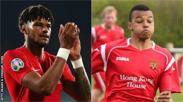 How Tyrone Mings went from barman and mortgage adviser to England international