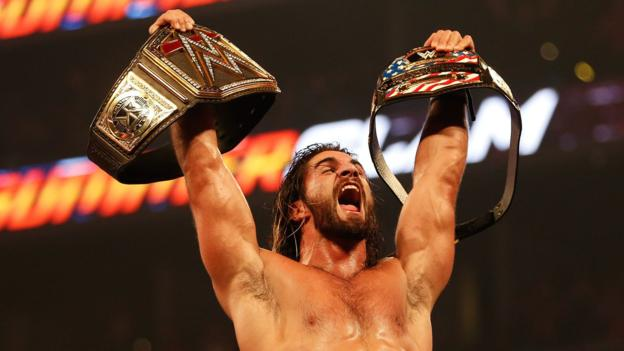 Premier League predictions: Lawro vs WWE star Seth Rollins