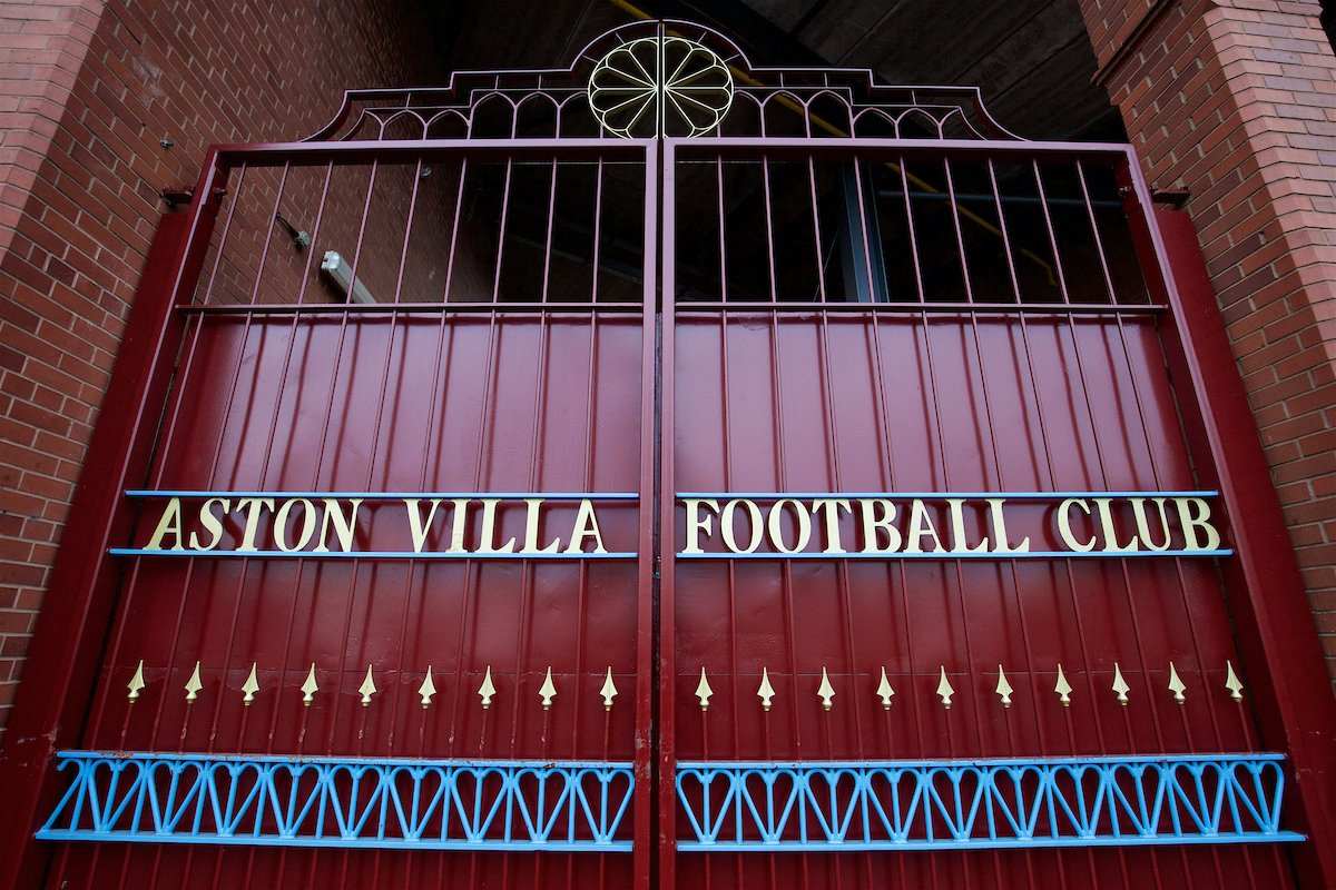 LIVE: Aston Villa vs. Liverpool – Follow the Reds' Premier League action here