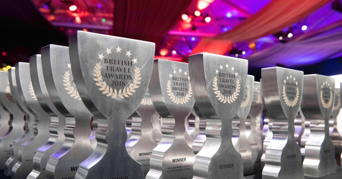 Brits' favourite travel companies announced at British Travel Awards 2019