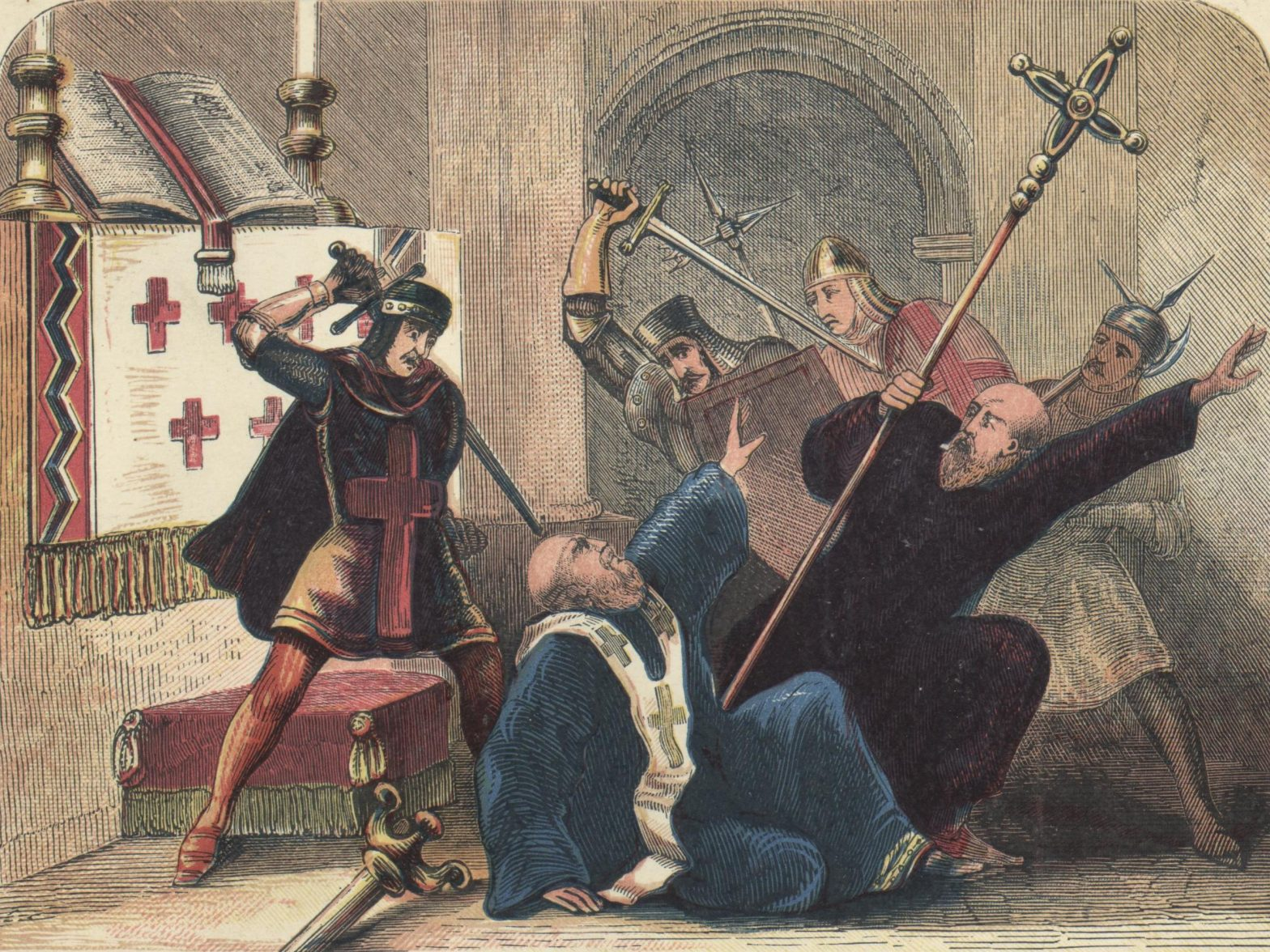 'A brutal murder that shocked Europe': Death of Thomas Becket to be marked with year of events
